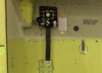 Bell 412, Crew Mobility Restraint Kit