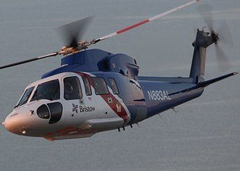 Composites, Sikorsky S-76