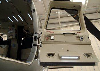 Sikorsky S-76, Aft Cabin Door Replacement Hinge Kit
