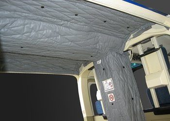 Interior Blanket Kit, Bell 206B