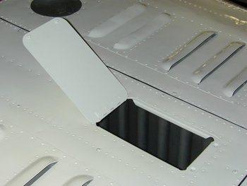 Bell 212 Main Shaft Access Door Kit