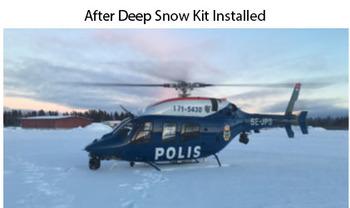 Bell 429 Deep Snow Landing Kit