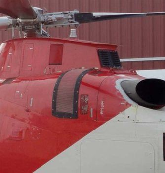 Agusta AW109, Inlet Barrier Filtration Kits