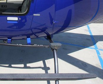 Bell 407, Access Steps