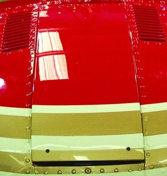 Bell 206L Series, Composite Battery Door