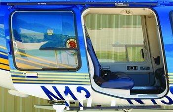 Bell 407, Passenger Sliding Door Kit