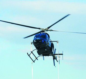 Bell 407, Fast Rope Kit