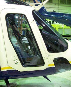 Agusta AW119, High Visibility Crew Door