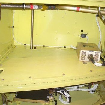Bell 412EP, Left Hand Aft Equipment Shelf