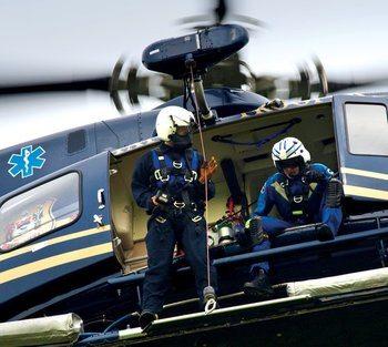Bell 412EP, Doors-Open Flight Kit