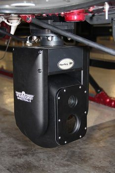 Bell 407, HurleyIR Falcon Spectral II Thermal Imaging System