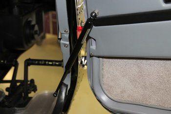 Bell 206L Series, Automatic Door Openers
